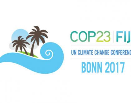 COP 23: Una oportunidad para salvar el clima