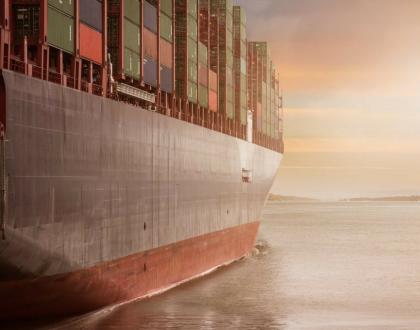Transporte marítimo, un gran lastre para el cambio climático