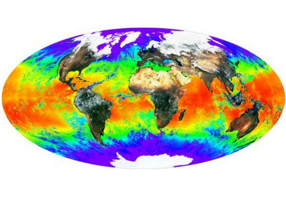calentamiento terrestre consecuencia de las emisiones CO2